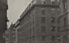 roh Bílkovy a Dušní - Český svět 24.8.1922