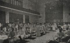 jako lazaret během 1. sv. války - Český svět 24.06.1920