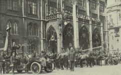 instalace nového primátora - Český svět 03.05.1912