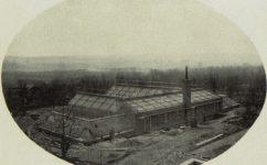 skleníky pomologického ústavu - Český svět 5.1.1912