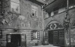 u Fleků - Český svět 26.6.1908