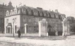 Na smetance ambulatorium - Světozor 10.04.1924