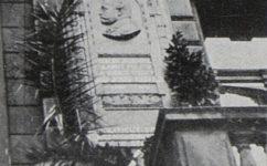 odhalení pamětní desky Herolda - Český svět 28.10.1910