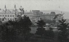 stavba školy na Smetance. - Český svět 12.10.1906