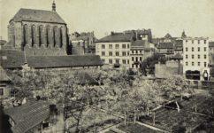Františkánská zahrada - Světozor roč. 13. č. 36