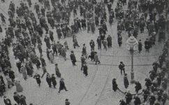 5.11.1905, příchod četníků - Český svět 10.11.1905