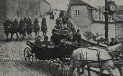 Švédský vyslanec. - Český svět 26.05.1921