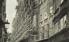 oprava paláce - Český svět 6.9.1912