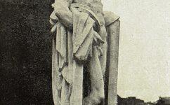 socha od Suchardy. - Světozor 20.10.1912